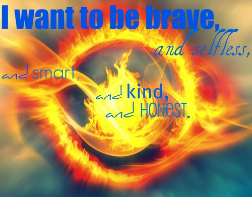 Divergent wallpaper called Divergent quote