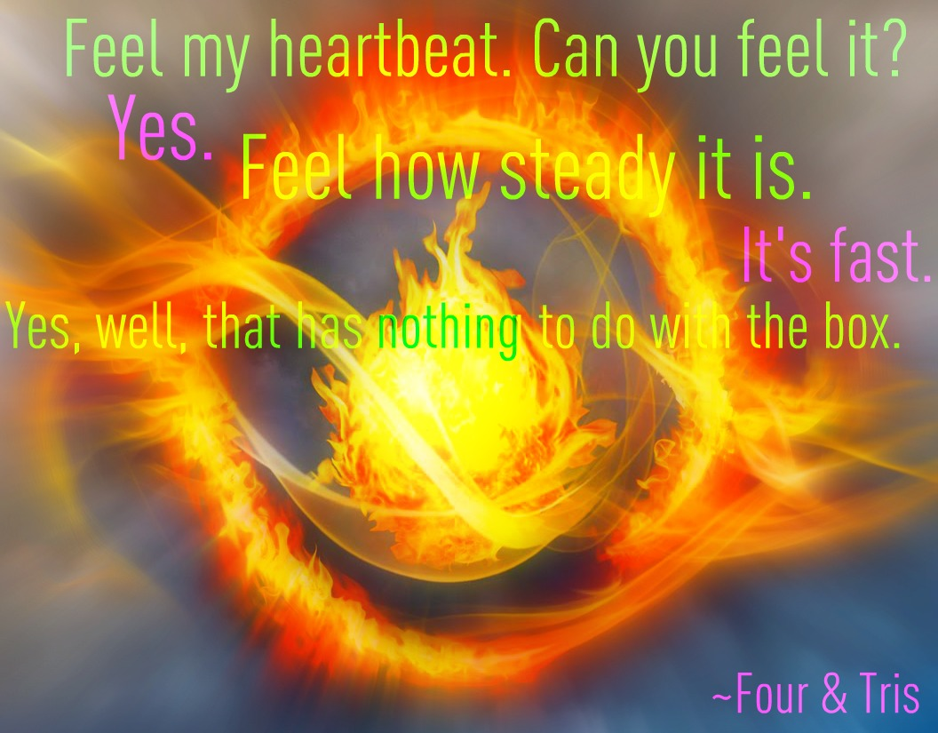 Four and Tris Quotes Divergent Four And Tris Quotes