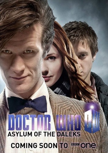 Doctor Who Coming Soon