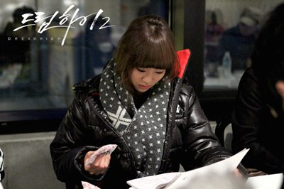 Dream High 2 - Cast Reading Script - dream-high-2 Photo