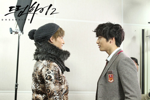 Dream High 2 wallpaper titled Dream High 2