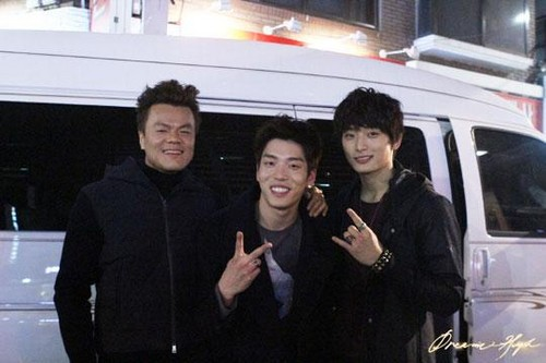 Dream high 2 Behind the scene