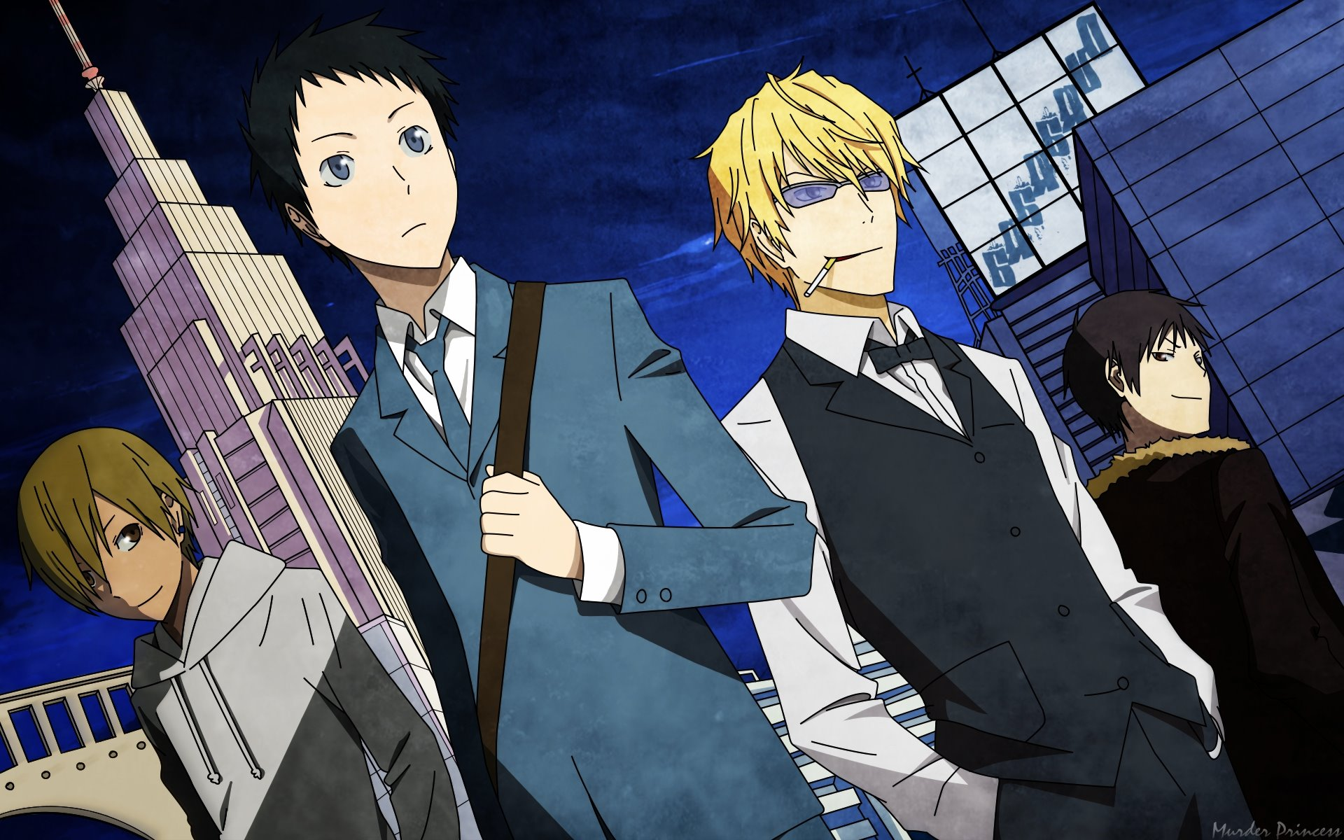durarara images drrr wallpaper hd wallpaper and