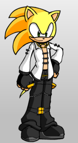 Duloc the hedgehog