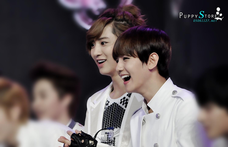 EXO @ Happy Camp - Baek Hyun Photo (31605237) - Fanpop