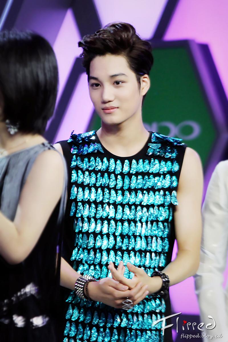 EXO @ Happy Camp - KAI (EXO-K) Photo (31604338) - Fanpop