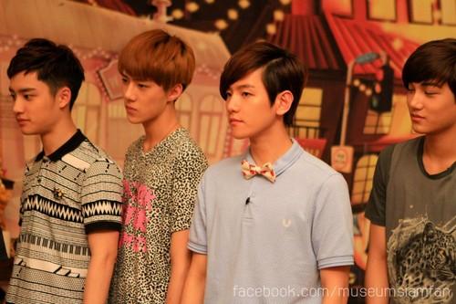 EXO-K @ Siam Museum