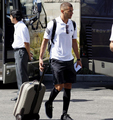 El Real Madrid ya está en Los Ángeles - real-madrid-cf photo