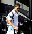 El Real Madrid ya est en Los ngeles - real-madrid-cf photo