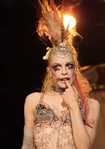 Emilie Autumn wallpaper possibly with a bridesmaid titled Emilie Autumn