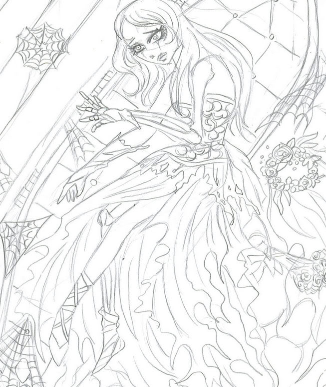Emily Corpse Bride Fan Art 31670521 Fanpop Page 9