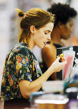 Emma in New York~July 26, 2012
