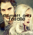 Emmett and Rosalie - emmett-and-rosalie photo
