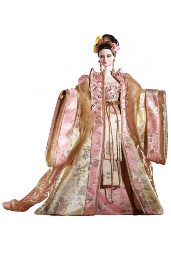 Empress of the Golden Blossom™ Barbie® Doll 2008