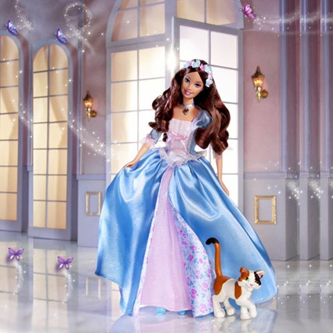 Erika From Barbie As The Princess And The Pauper As The Princess And