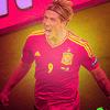 Fernando Torres litrato entitled Euro 2012