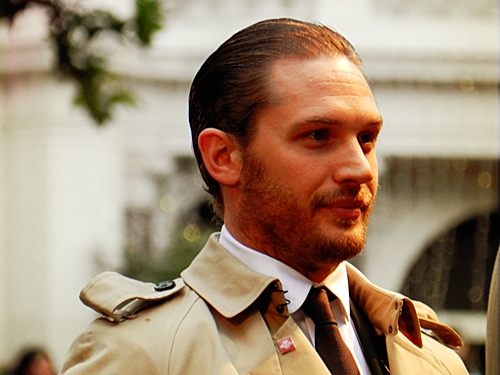 European Premiere TDKR - tom-hardy Photo