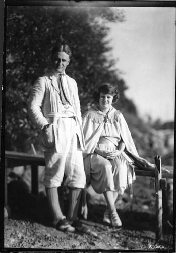 F. Scott Fitzgerald and Zelda Fitzgerald