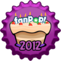 Fanpop Birthday 2012 Cap