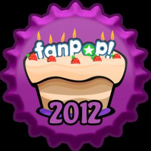 Fanpop Birthday 2012 takip