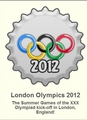 Fanpop cap for the London Olympics 2012 - fanpop photo