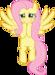 Fluttershy  - fluttershy icon