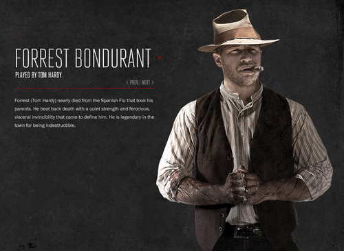 Tom Hardy images Forrest Bondurant - Lawless HD wallpaper and background photos