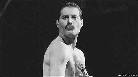 Freddie's halik