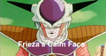 Frieza's Calm Face