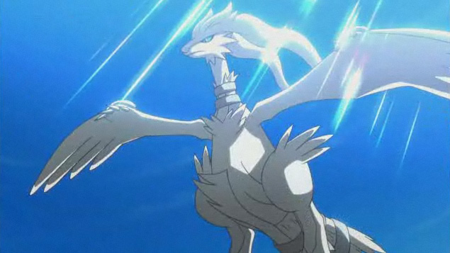 Reshiram Images From B Amp W 2 Wallpaper And Background Photos