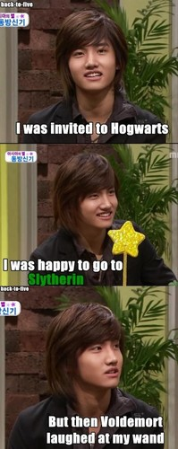 Funny Changmin pic