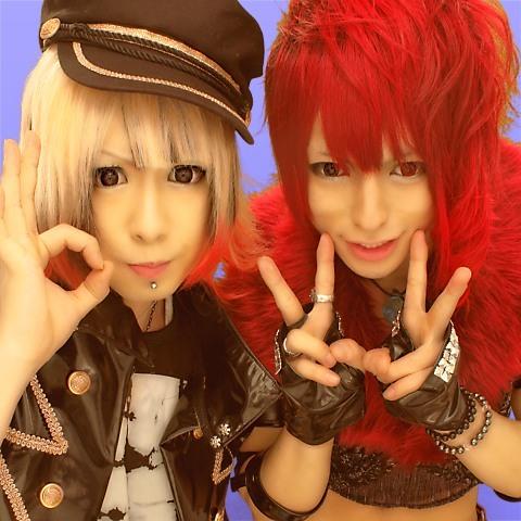 Gaku and Coa