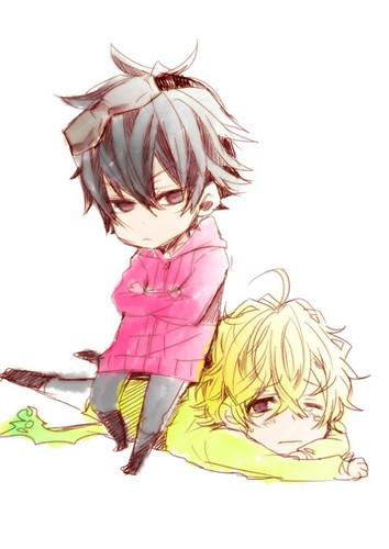 Gareki&Yogi