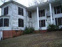 Gastonia,NC Spencer Mountain Haunted Mansion- THIS HOUSE IS REAL