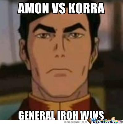 General Iroh II Meme