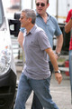 George Clooney Shoots a Commercial in Italy [July 30, 2012] - george-clooney photo
