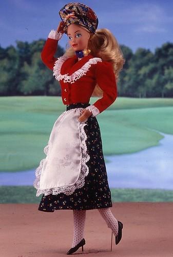 German Barbie® Doll 1st Edition 1987