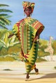 Ghanaian Barbie® Doll 1996
