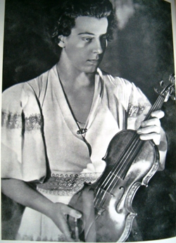 Ginette Neveu (11 August 1919 – 28 October 1949)