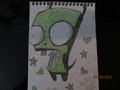 Gir - drawing photo