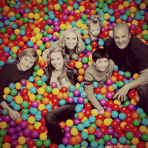 Good Luck Charlie wallpaper possibly with a gumdrop, a candy egg, and a jelly bean called Good Luck Charlie