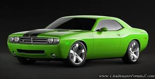 Green car - sports-cars Photo