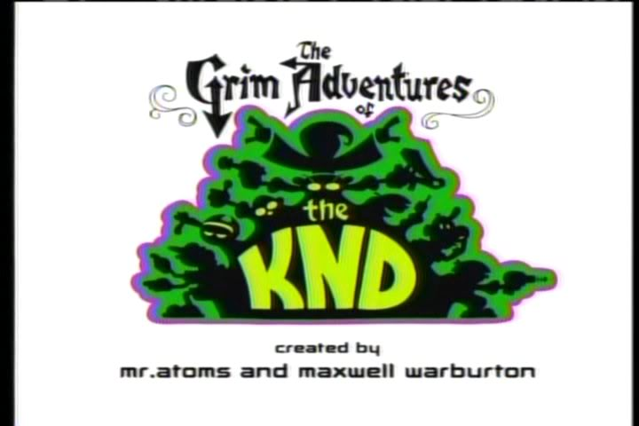 Grim Adventures of The KND
