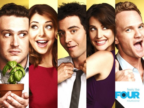 HIMYM Cast Wallpaper - how-i-met-your-mother Photo