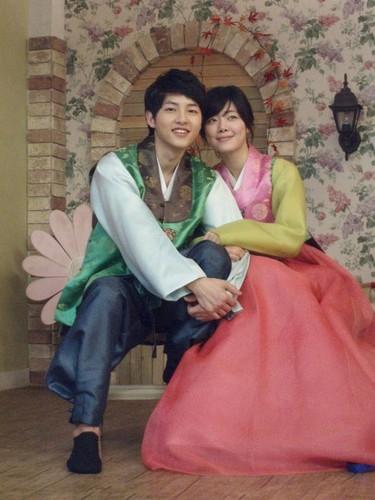 """Hanbok""""Family concept"""