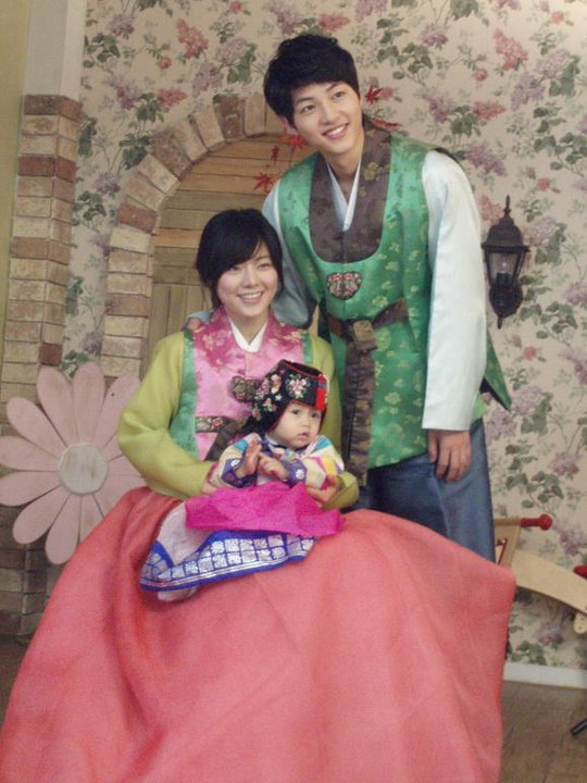 Song Joong Ki 송중기 Images Hanbok Family Concept Hd Wallpaper