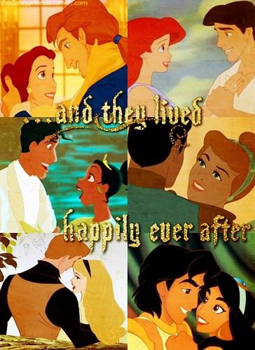 Happily Ever After - disney-princess Photo