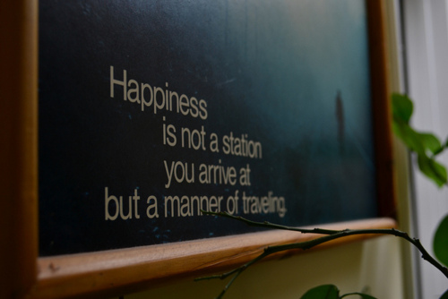 Happiness: Yes...