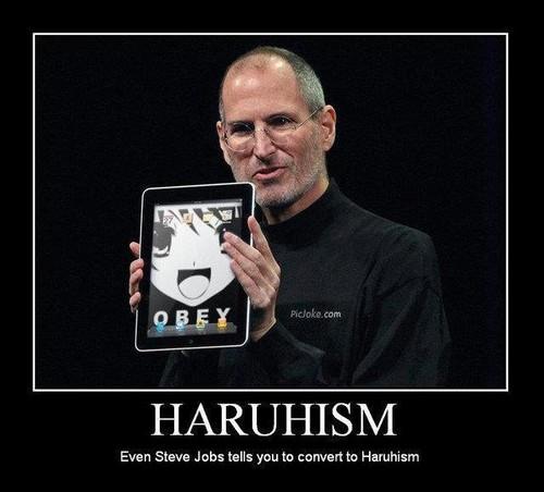 Haruhiism RULES!