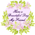 Have a lovely day Cynti